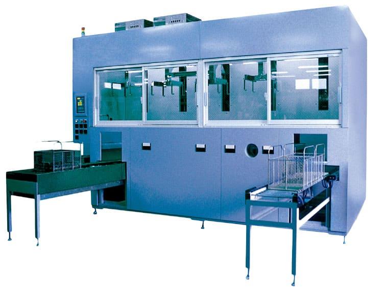炭化水素系多槽式洗浄機 CLEANVY