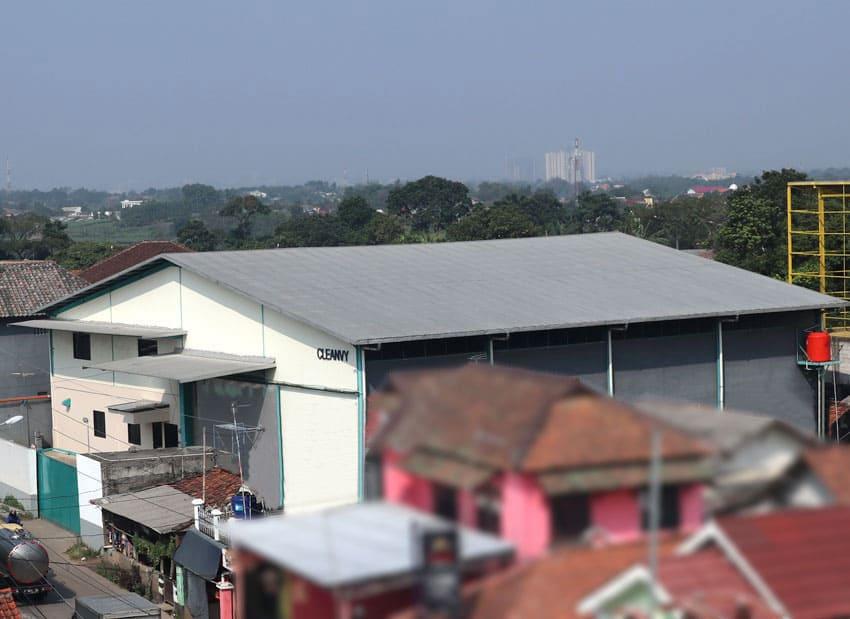 クリンビーアサルタインドネシア