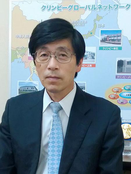 代表取締役社長 岡村 和彦